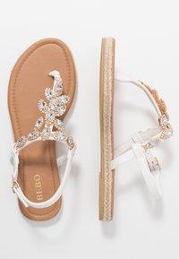 BEBO - LAILAH - T-bar sandals - white - 1