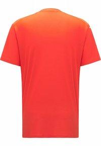 Haglöfs - L.I.M TECH TEE - Print T-shirt - orange - 5
