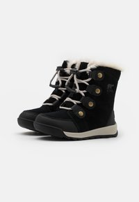 Sorel - YOUTH WHITNEY  - Snowboot/Winterstiefel - black - 1