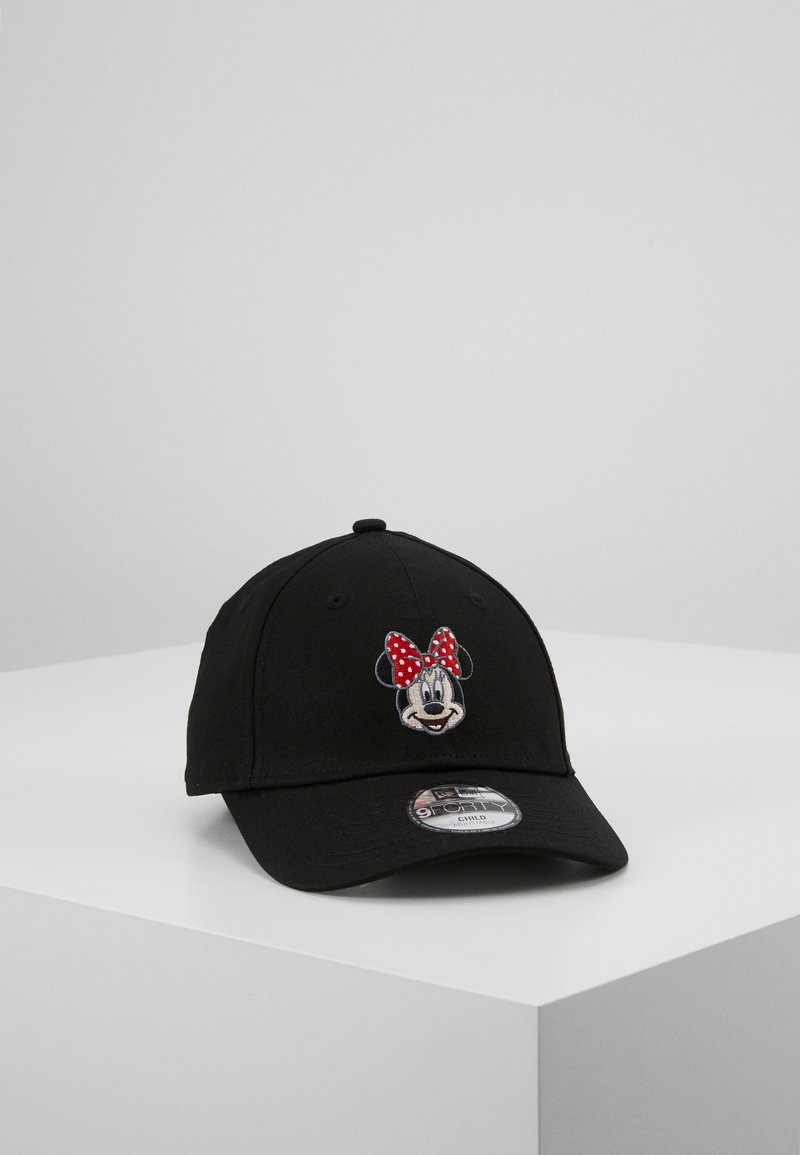 New Era - BABY DISNEY CHARACTER FACE 9FORTY - Gorra - black