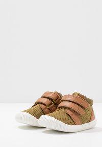 Woden - Baby shoes - lizard - 1