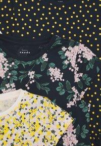 Name it - NKFVIGGA CAPSL DRESS 3 PACK - Jersey dress - multi-coloured - 3