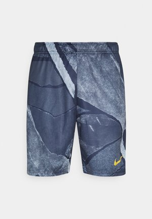 DRY SHORT - Sports shorts - light armory blue/solar flare