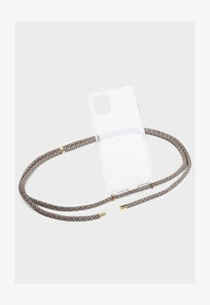 Phone case - safari/gold