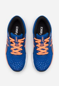 ASICS - GEL-EXCITE 7 - Neutral running shoes - blue/shocking orange - 3
