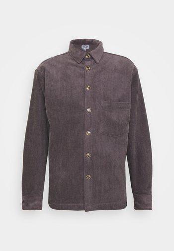 OVERSIZED SHIRT - Camisa - grey
