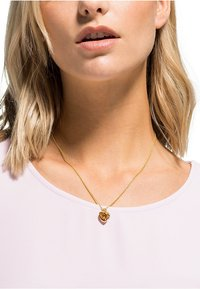 JETTE - Necklace - gelbgold - 0