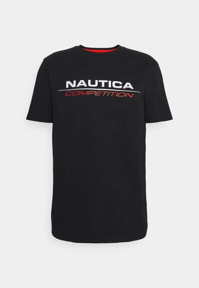 VANG - T-shirts med print - black