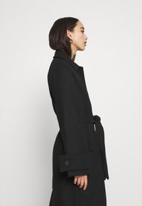 Monki - ARELIA COAT - Classic coat - black - 4