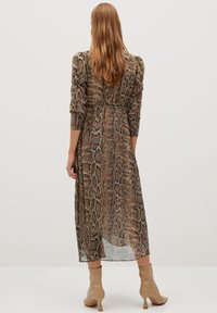 Mango - BOA - Day dress - braun - 2