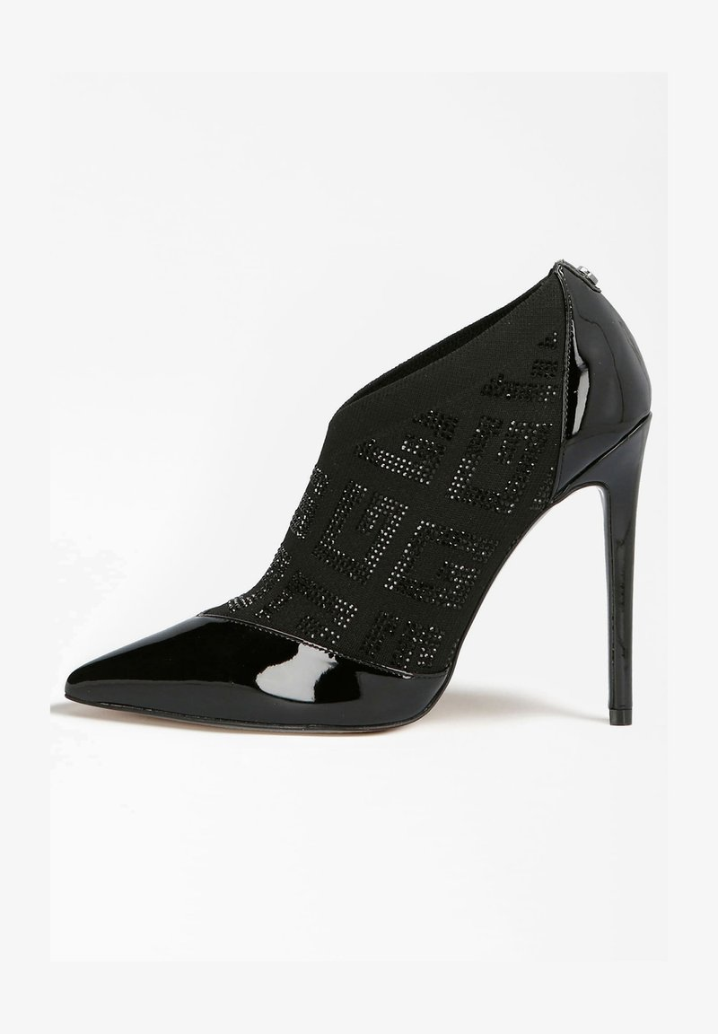 Guess - High heeled ankle boots - schwarz