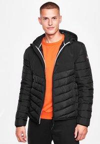 National Geographic - NO GOOSE  - Winter jacket - black - 2