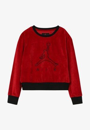 AIR LEGACY CREW - Bluza - gym red