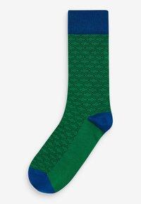 Next - 5 PACK - Socks - blue - 2