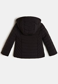 Guess - MIT ABNHEMBARER KAPUZE - Light jacket - schwarz - 1
