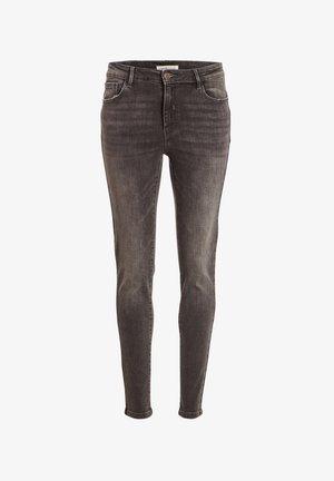 SKINNY  PUSH UP - Jeans Skinny Fit - denim gris