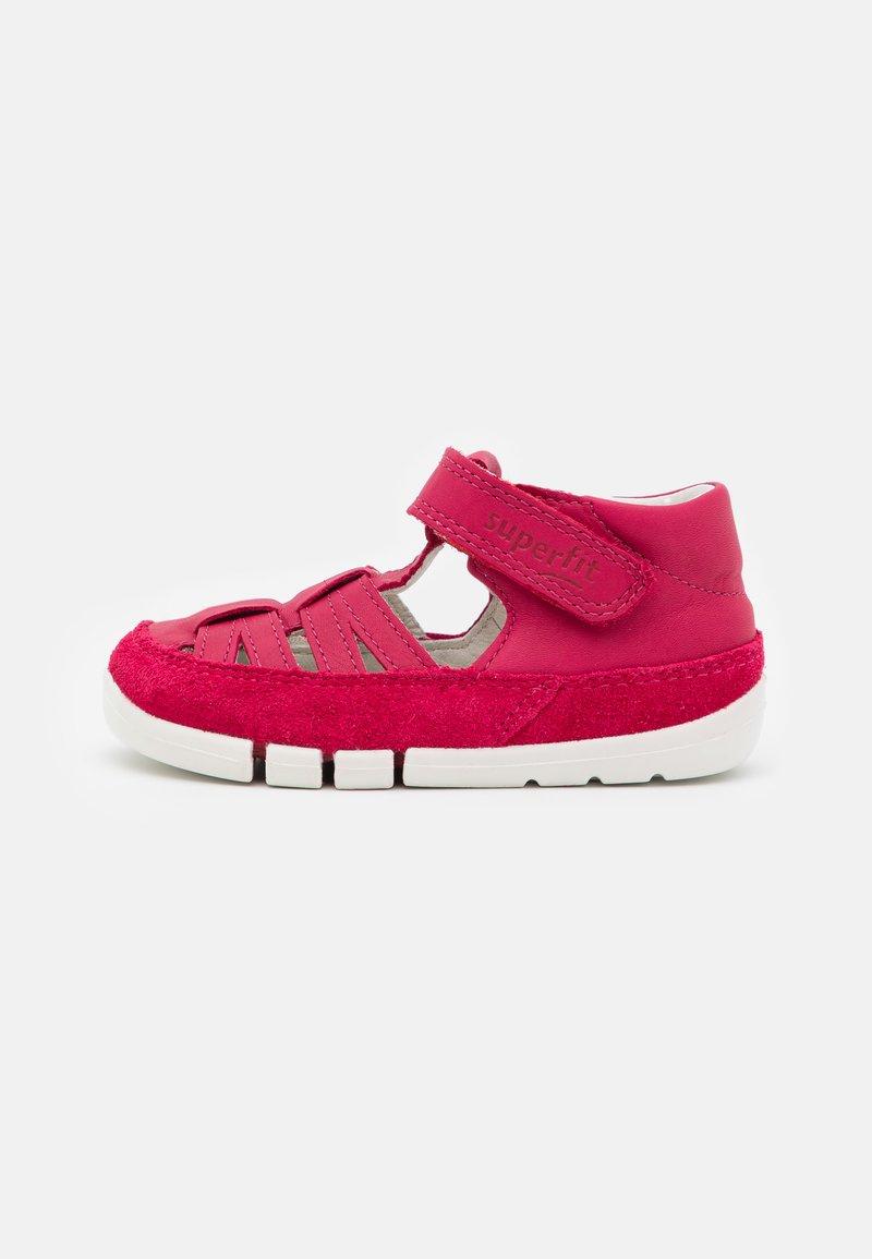 Superfit - FLEXY - Sandals - rot