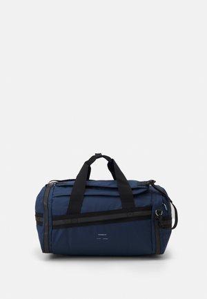 LEOPOLD UNISEX - Weekend bag - evening blue