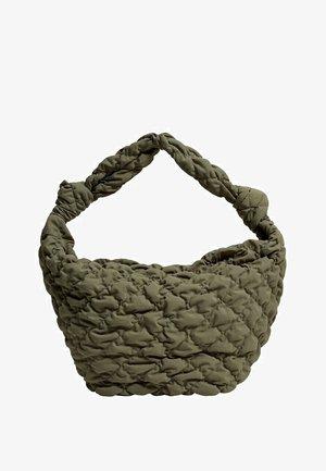 Shopping bag - khaki