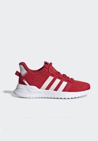 adidas Originals - U_PATH RUN SHOES - Trainers - red - 0