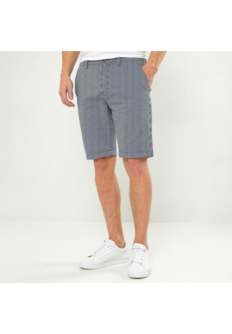 Threadbare - MONACO - Shorts - blau
