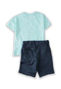 Cigit - CAMPING PRINTED - Shorts - turquoise - 1