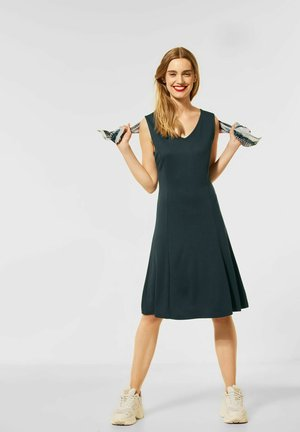 A LINIE - Day dress - grün