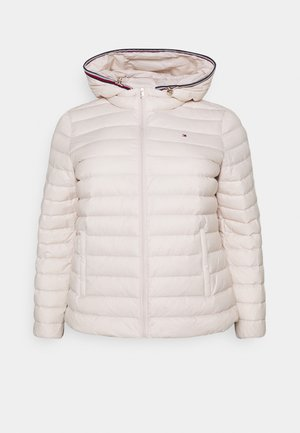 PACK - Down jacket - vintage white