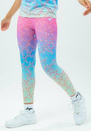 STAR MAP - Leggings - Trousers - pink