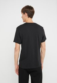 J.CREW - BROKEN IN CREW - Basic T-shirt - black - 2