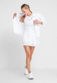 adidas by Stella McCartney - DRESS SET - Sportovní šaty - white - 1