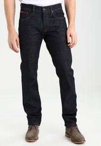 Tommy Jeans - ORIGINAL RYAN RINSC - Straight leg jeans - rinse comfort - 0