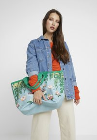 Cath Kidston - DISNEY EXTRA LARGE TOTE - Tote bag - grey blue - 1