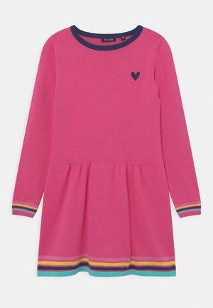 KIDS GIRLS DRESS, - Jumper dress - pink