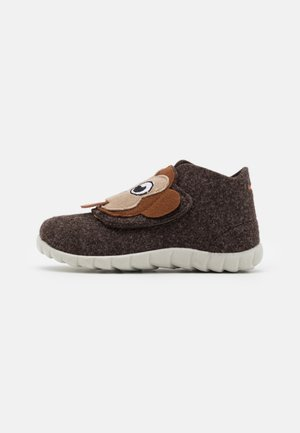 HAPPY - Pantofole - braun