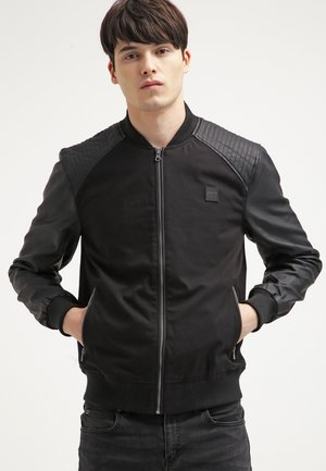 Summer jacket - black/black
