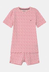 Tommy Hilfiger - PRINT - Pyjama set - pink - 0