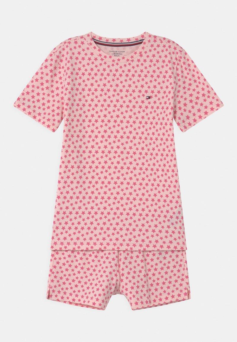 Tommy Hilfiger - PRINT - Pyjama set - pink