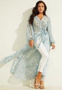 Guess - Shirt dress - himmelblau - 1