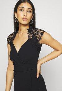 Sista Glam - LEESHA DRESS - Cocktailjurk - black - 3