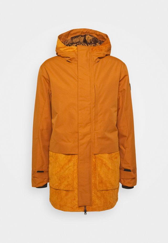 SNOW - Snowboard jacket - glazed ginger