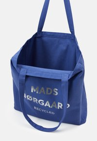 Mads Nørgaard - BOUTIQUE ATHENE - Shoppingveske - blue violette/silver - 2