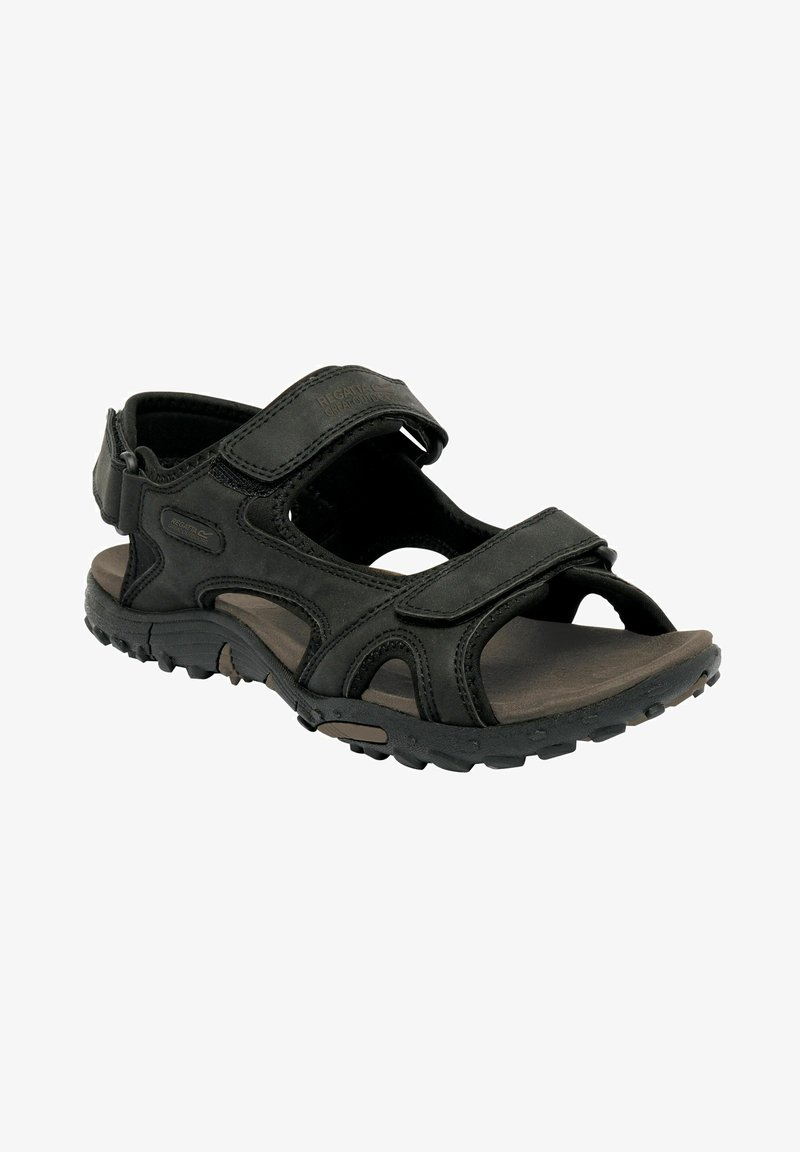Regatta - HARIS - Walking sandals - black