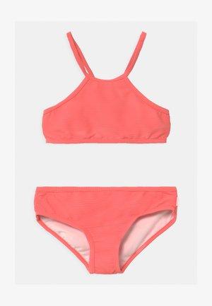 SUMMER ESSENTIALS APRON SET - Bikini - pink punch