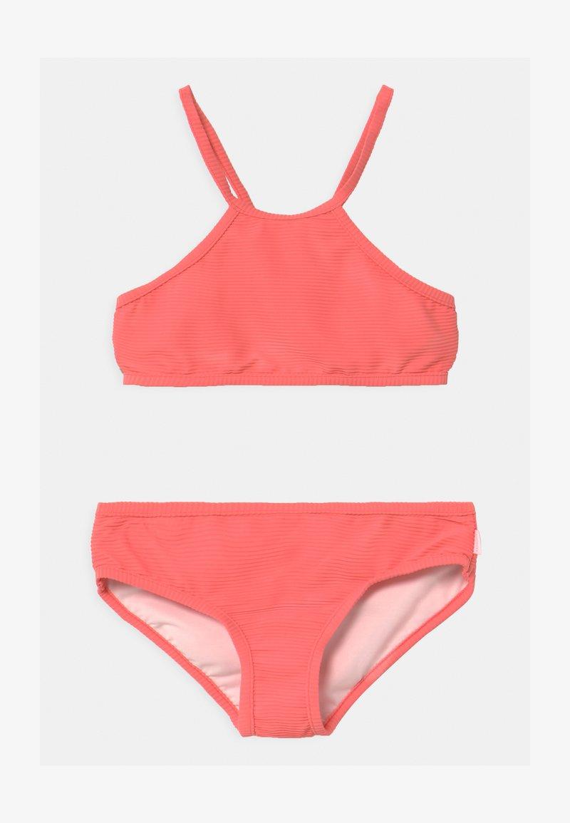 Seafolly - SUMMER ESSENTIALS APRON SET - Bikini - pink punch