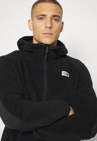 The North Face - CAMPSHIRE HOODIE - Hoodie - black - 6