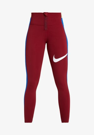 ICON CLASH  - Leggings - team red/game royal/white