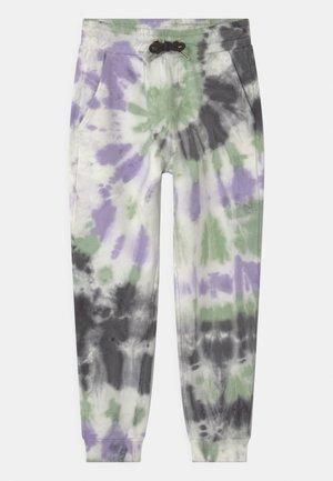GIRLS  - Pantalon de survêtement - violett/black