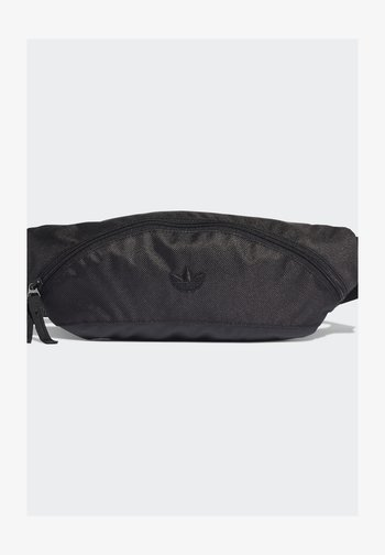 WAISTBAG UNISEX - Bum bag - black/white
