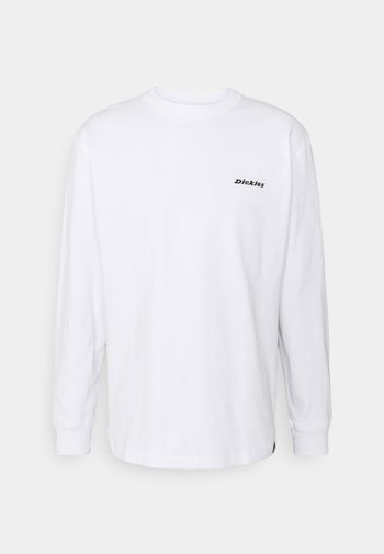 LORETTO TEE - Long sleeved top - white